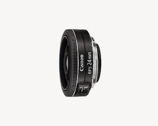 24mm pancake lens