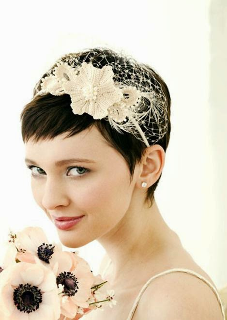 HAIRSTYLES For VINTAGE WEDDING DRESSES Part 3 1970s And Short Hair