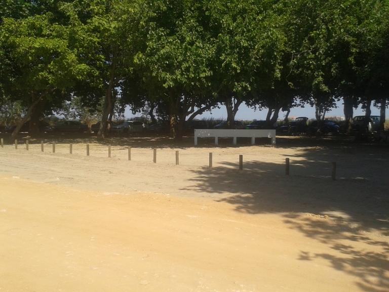 Parque de Merendas ao lado