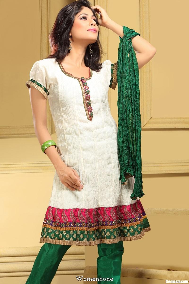 latest anarkali dress designs 20122013 for indian girls