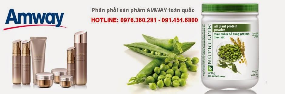Sản phẩm Amway giá rẻ | Bán buôn sản phẩm Amway chiết khấu cao