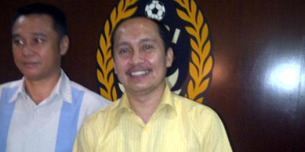 "Gebrakan Hadiyandra Usai ""Ditunjuk"" Jadi Sekjen PSSI"