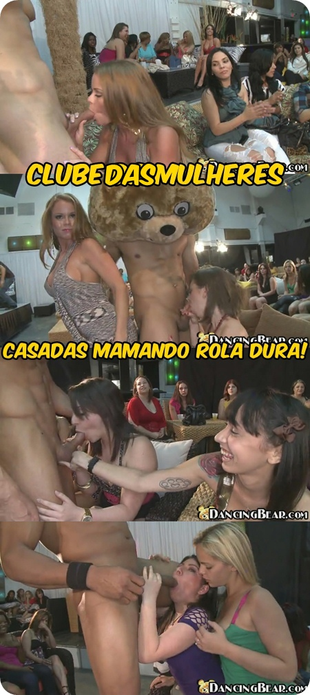 Clube das Mulheres – Casadas Mamando ROLA DURA!