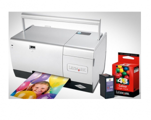 Groupon: Buy Lexmark Printer with Cartridge at Rs.1699