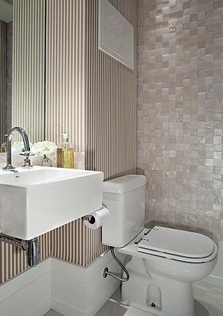 Decora o de banheiros papo de design for Armario lavabo barato