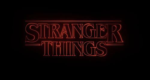 Fui assistir Stranger Things e olha no que deu