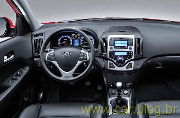 Hyundai i30 car blog br for Interior hyundai i30