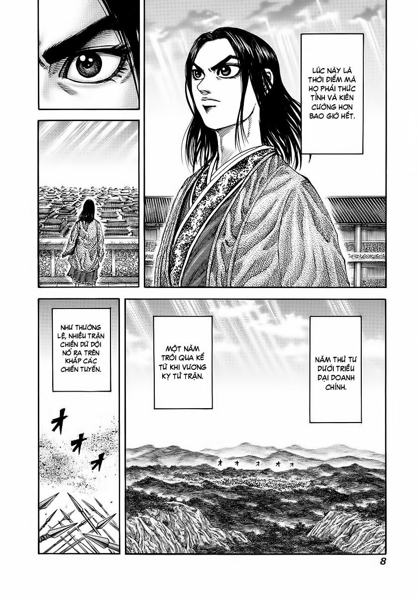 Kingdom – Vương Giả Thiên Hạ chap 174 Trang 9 - Mangak.info