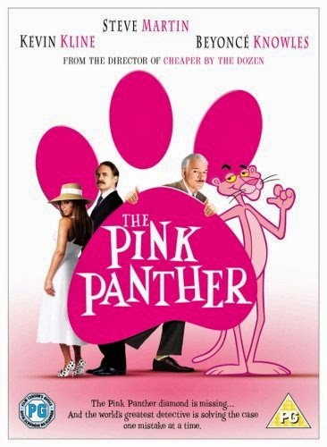 The Pink Panther 2006 Dual Audio BRRip 480p 300mb
