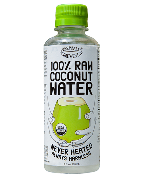 Water Brands That Start With M I'm into: raw coconut water by