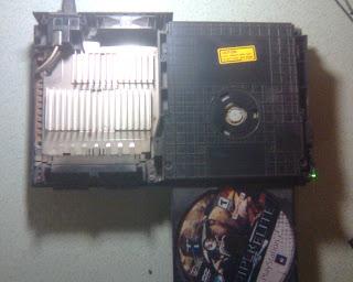 Langkah - Langkah Memperbaiki Optik PS2 (5)