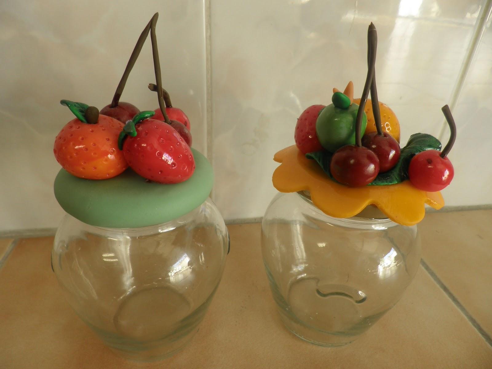 Blog Das Artes Decorativas ~ Potes Decorativos Para Cozinha