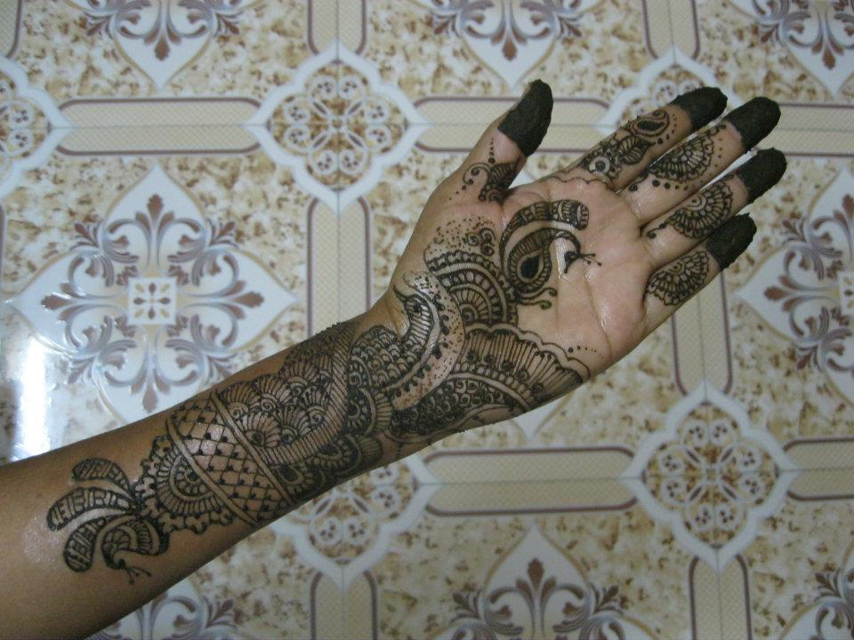 Mehndi Designs New Models : New model mehendi design makedes