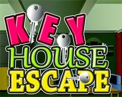 Juegos de Escape Key House Escape