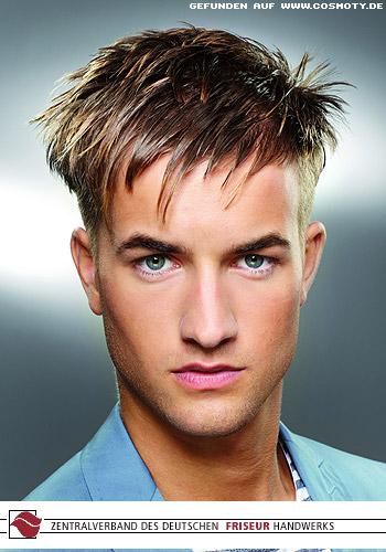 Peinados Con Flequillo Recto Para Hombres Cortes De Pelo Con
