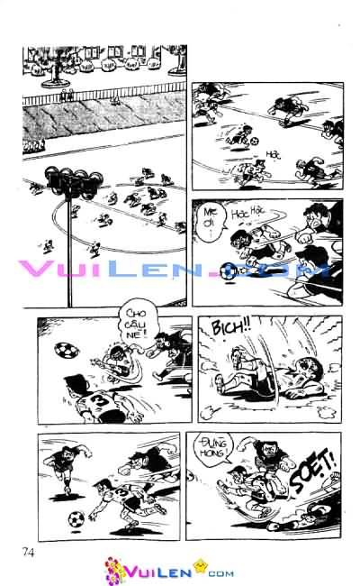 Jindodinho - Đường Dẫn Đến Khung Thành III  Tập 3 page 74 Congtruyen24h