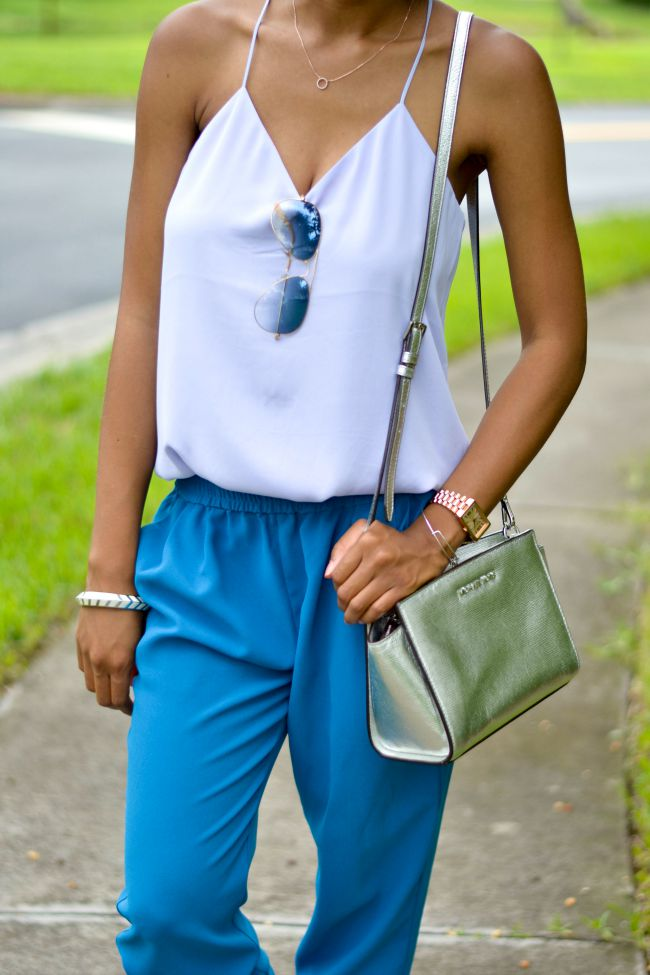 Joggers | Summer Outfit