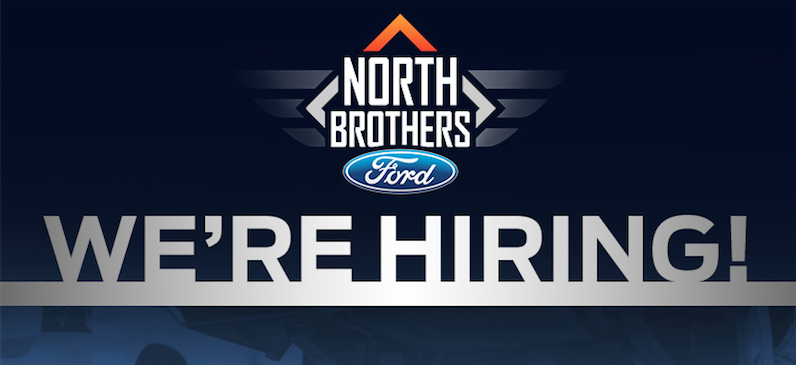 North Brothers Ford Career Night/Job Fair on February 10th