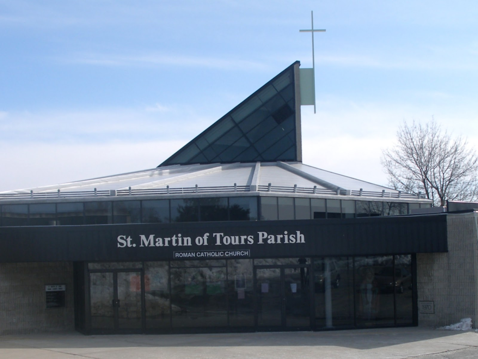 St Martin Of Tours Church Mississauga