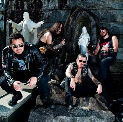 Grave Desecrator - Demo 01