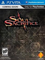 PS Vita Soul Sacrifice