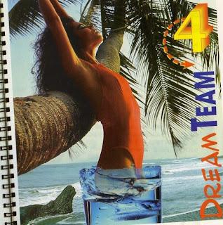 Dreamteam - Dance Megamix 4 (1995)
