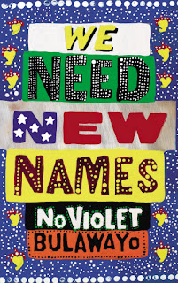 We Need New Names NoViolet Bullawayo cover