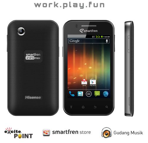 Smartfren Andro Max Hp Android Terbaru Dibawah 1 Jutaan
