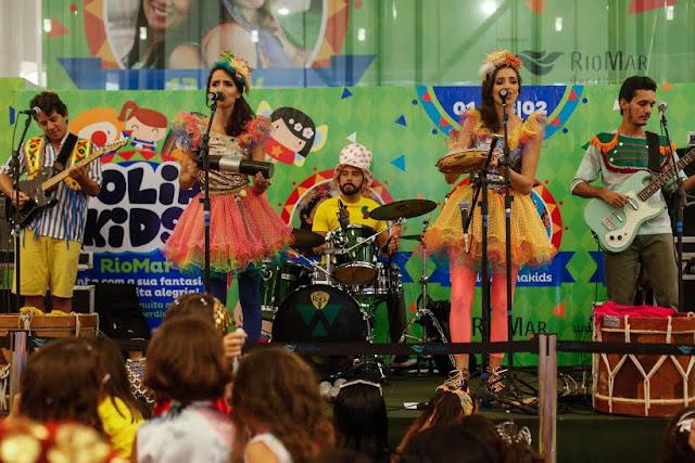 Carnaval no RioMar Recife