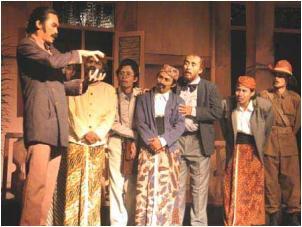 Contoh Artikel Teater Modern Indonesia Nusantara