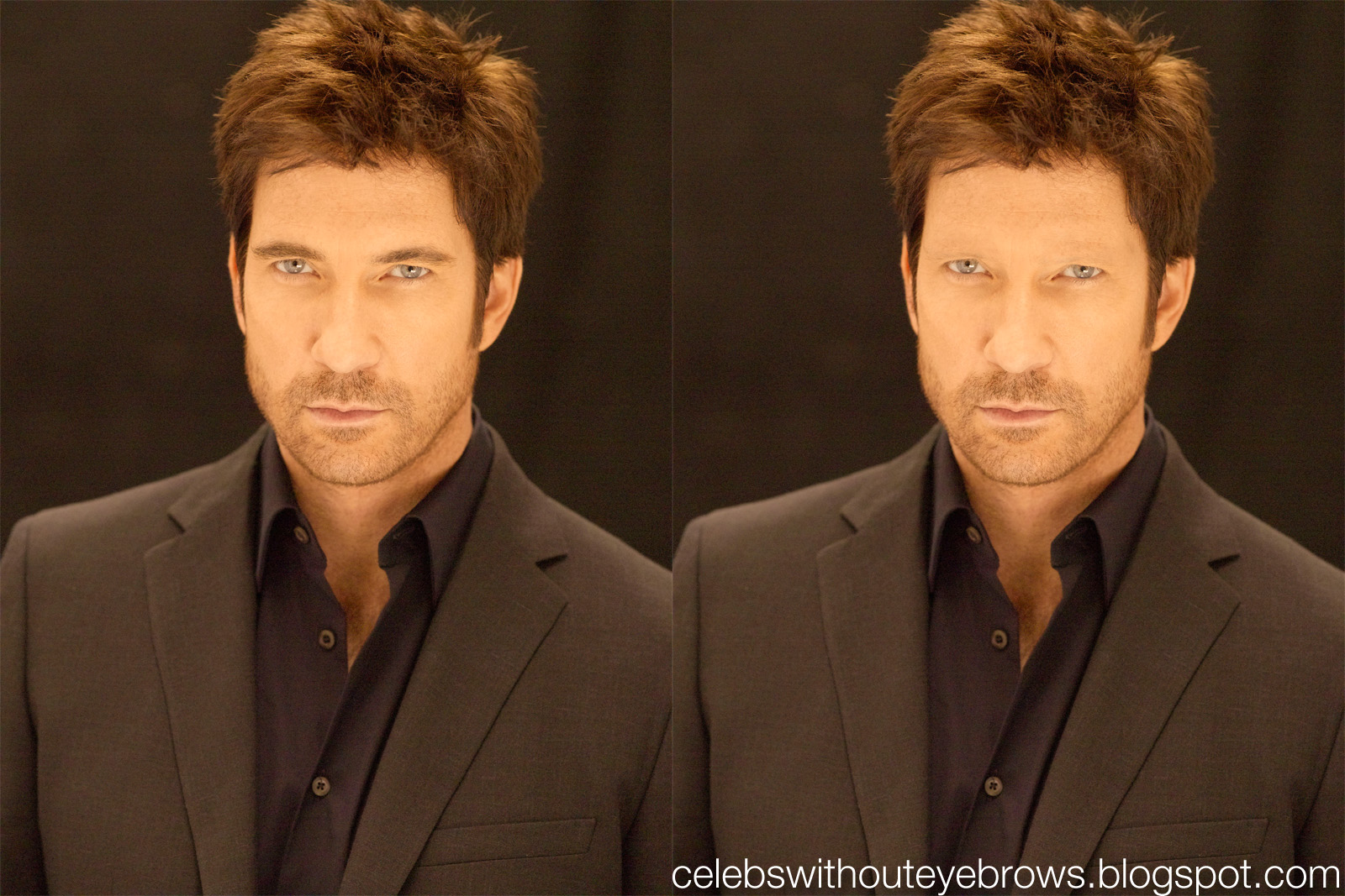 Celebs Without Eyebrows Dylan Mcdermott