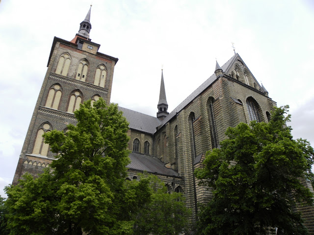 Saint Mary's Church Rostock