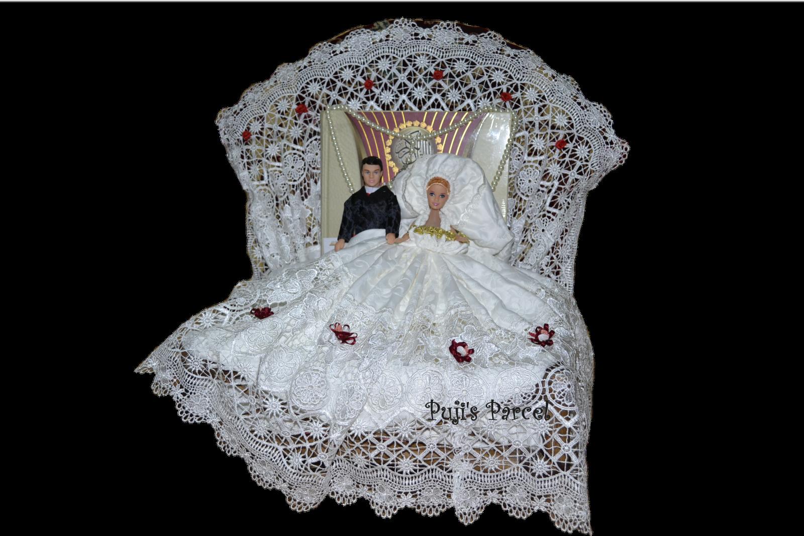 Pin Hantaran Pernikahan Lamaran Pengantin Ajilbabcom Portal Cake On