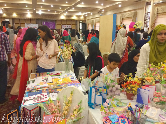 Crafter's Expo and British Women's Association Fair Karachi