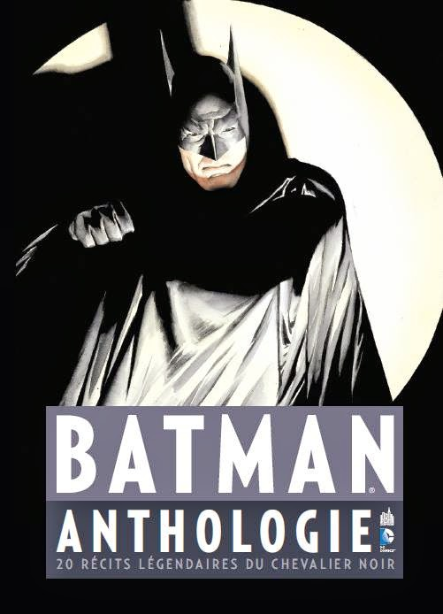 la geekitude des choses  batman anthologie  encore un pav u00e9