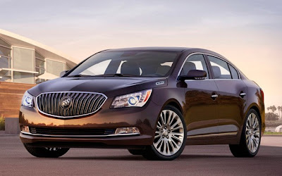2014 buick lacrosse opt