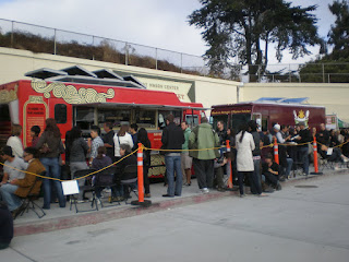 Where are the Ethnic Food Trucks?