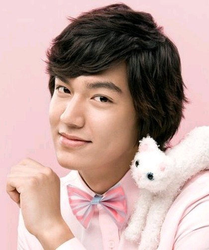 foto Lee Min ho terbaru