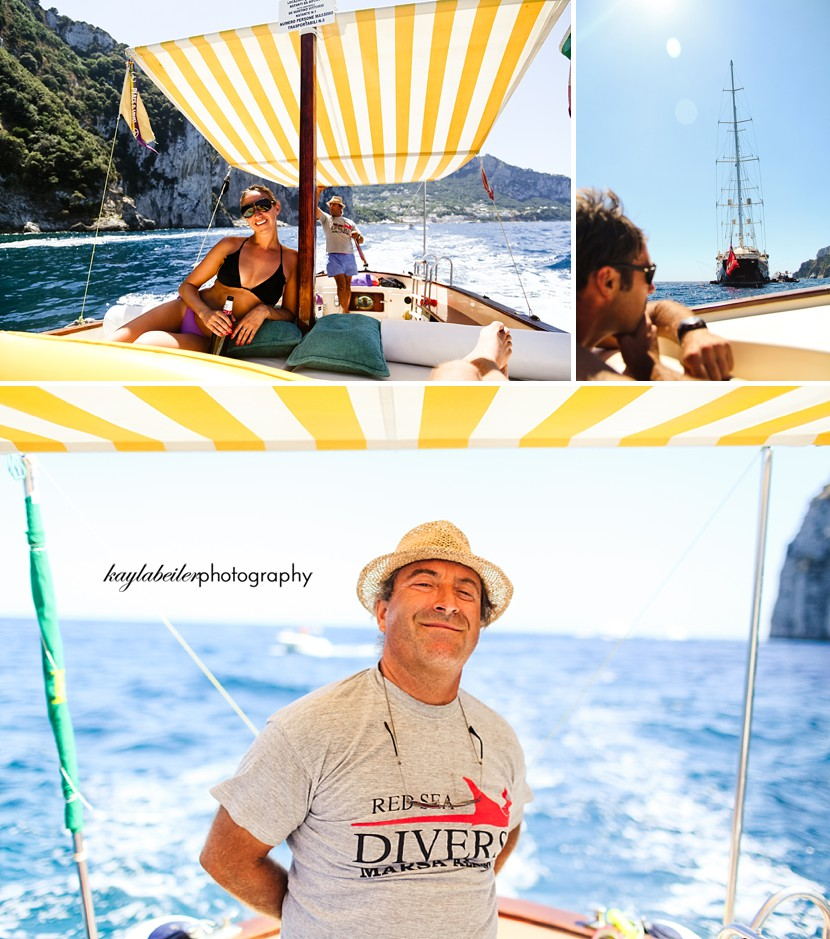 capri excursions photo