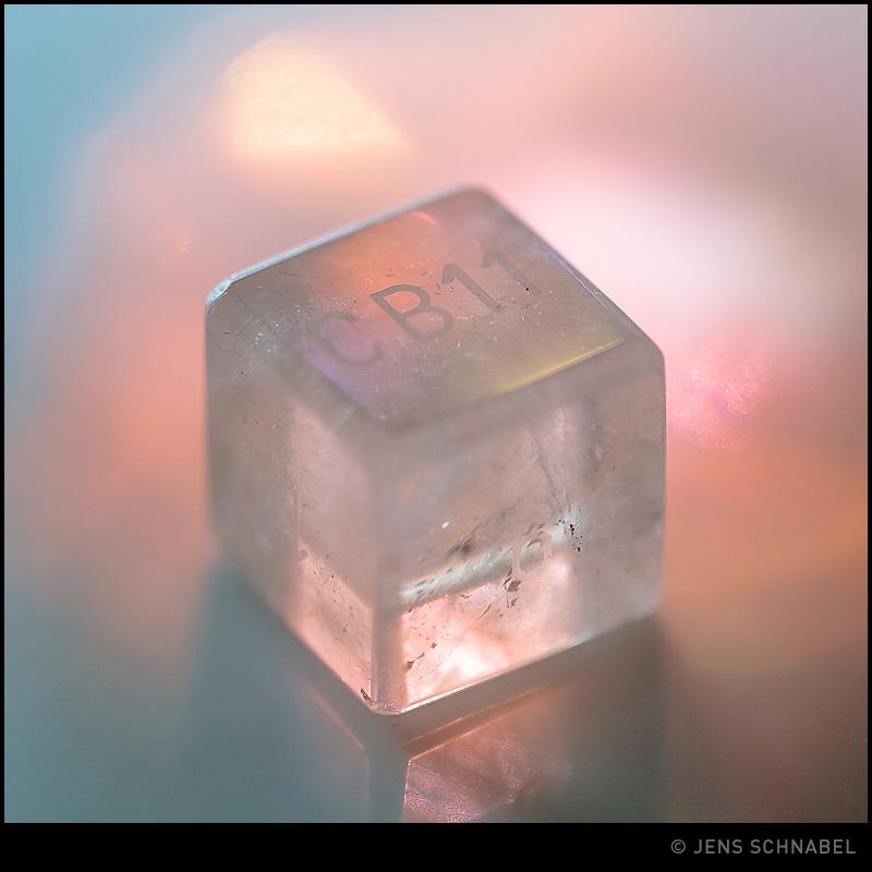 ERBE VON ATLANTIS Kristallwürfel des Aufstiegs