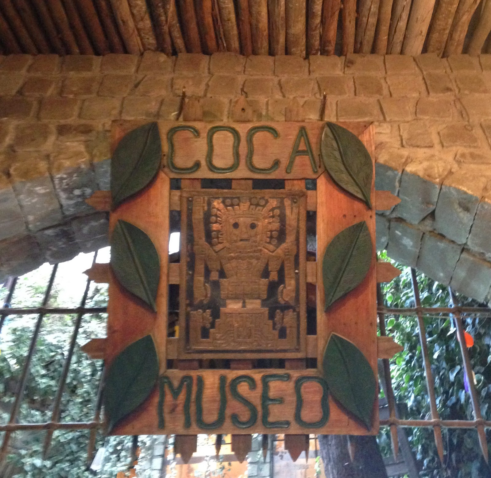 la paz coca museo bolivia