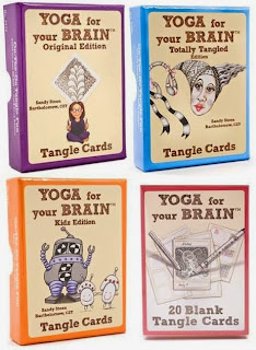 """Yoga For Your Brain"" Card Decks"