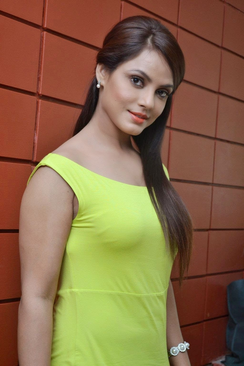 neetu chandra chest breast close up bra exposed through transparent dress