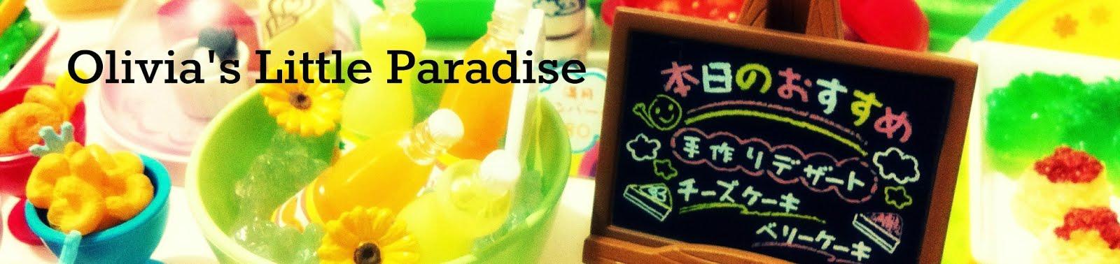 Olivia's Little Paradise