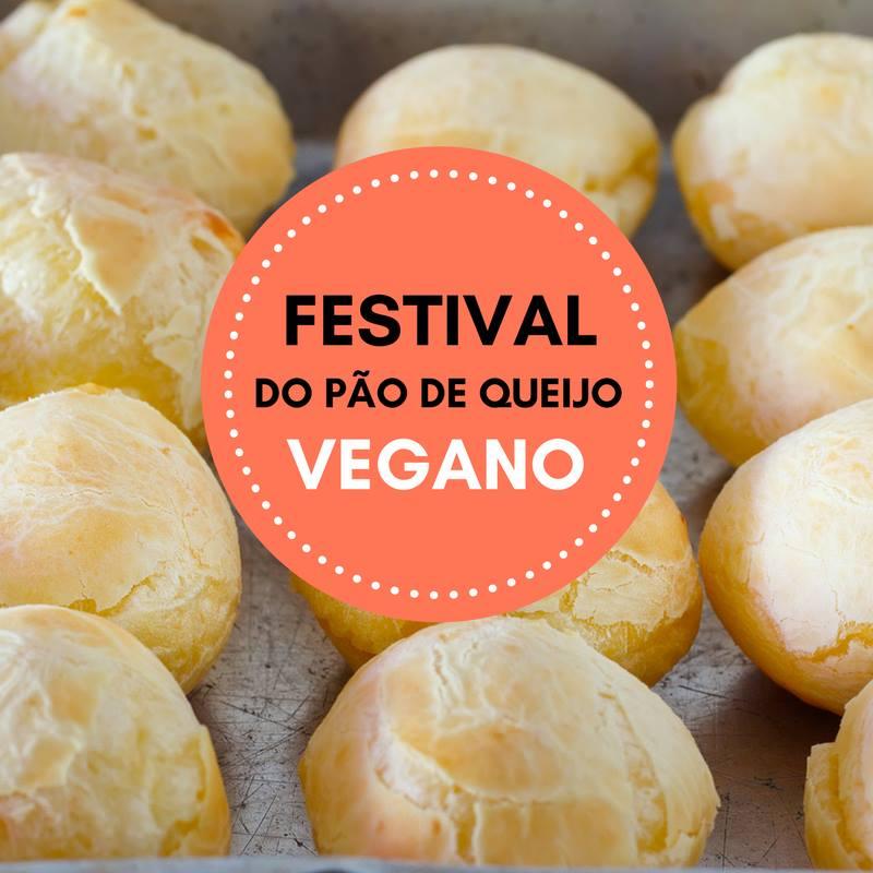 Curso Festival do Pão de Queijo Vegano