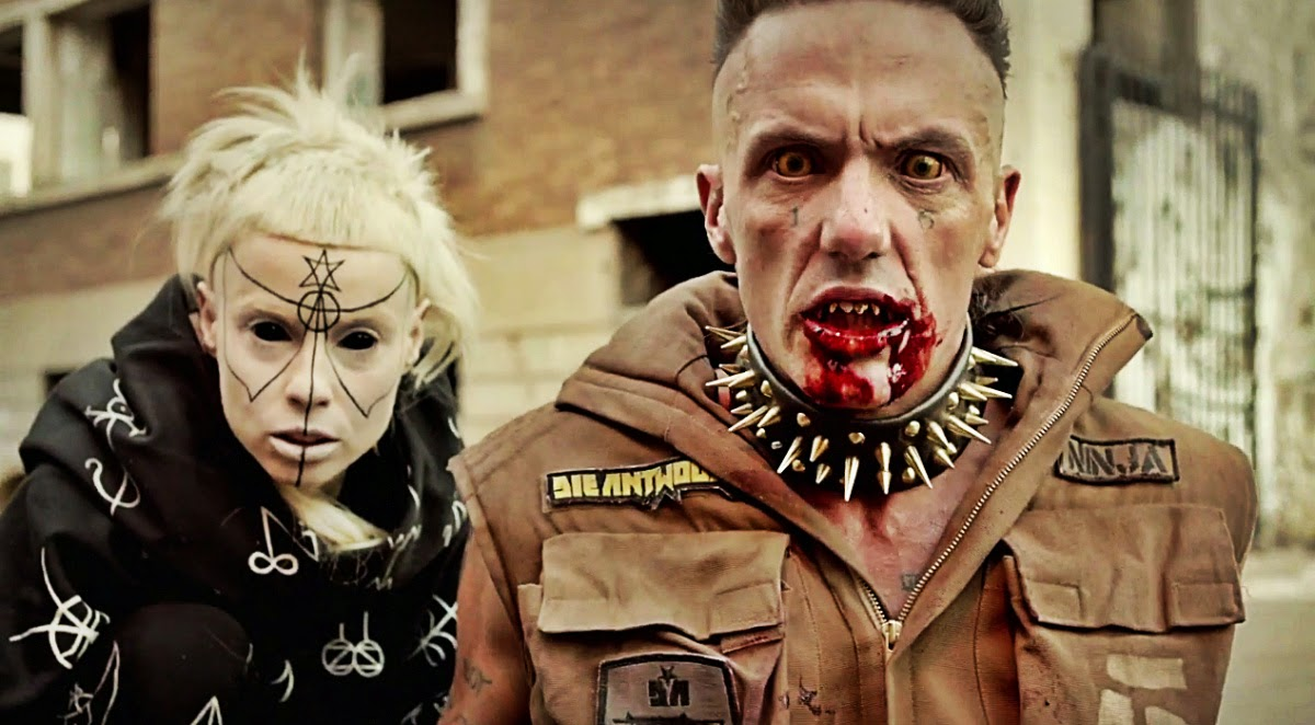 Die Antwoord Before Die Antwoord Die Antwoord Are Coming to