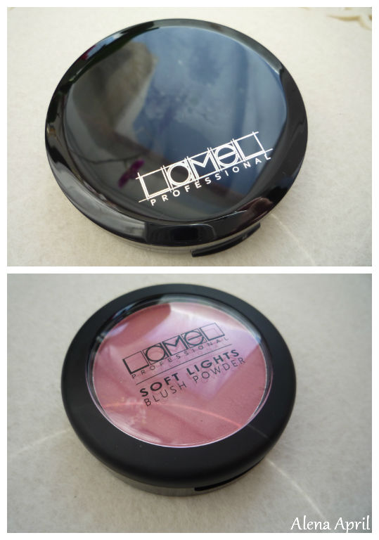 Compact powder 2-in-1 и Soft Lights blush powder