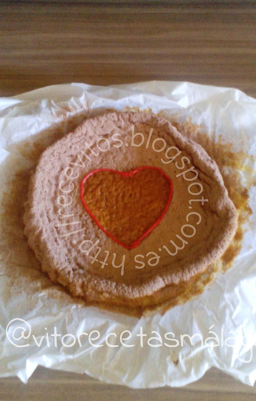 Baño Blanco Bizcocho:ReceVITOs : Pastel de Chocolate Blanco y 5° Cumpleblog