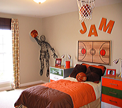 : Boys Bedroom Designs- Choose Luxury Bed Linen And Customized Decor