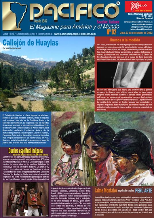 Revista Pacífico Nº 92 Pacífico